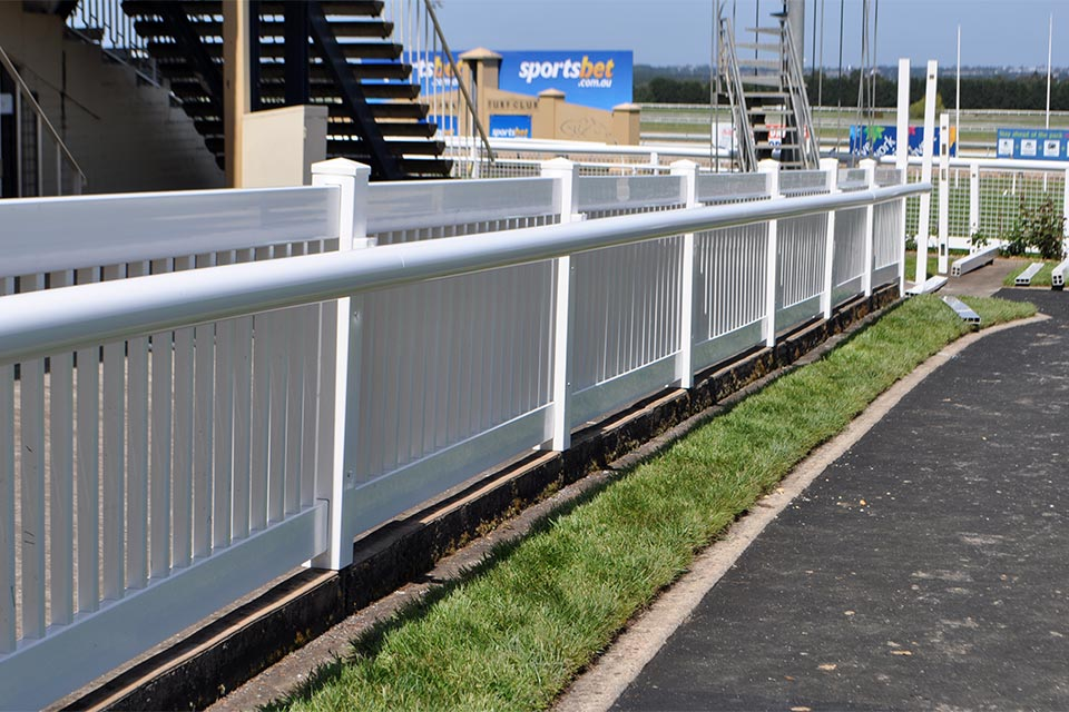 Commercial Amp Custom Fencing Gallery Think Fencing