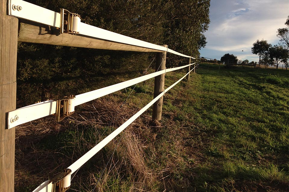 Rural Fencing Gallery Composite Pvc Fences Think Fencing