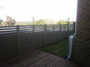 PVC Bellbrae fencing
