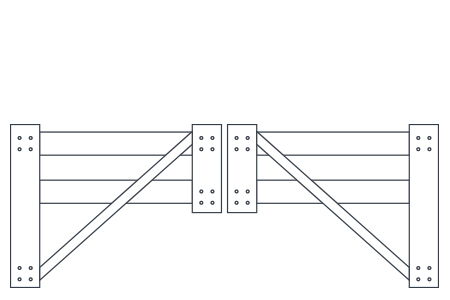 post-and-rail-double-gate-2rail