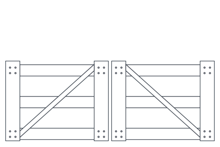post-and-rail-double-gate-3rail